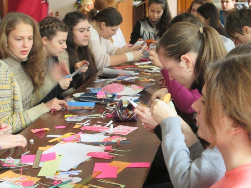 День всех влюбленных отметили в библиотеках Днепродзержинска, фото-6