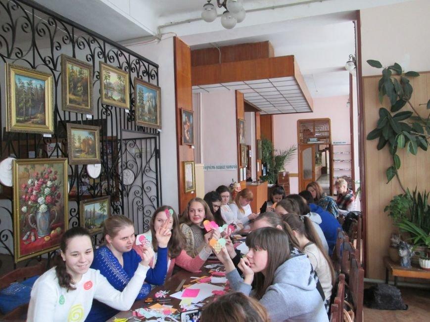 День всех влюбленных отметили в библиотеках Днепродзержинска, фото-7