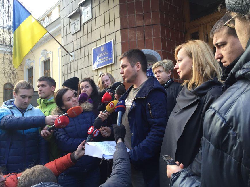 Волонтеры потребовали у Порошенко навести порядок с флотом в Одессе (ФОТО) (фото) - фото 1
