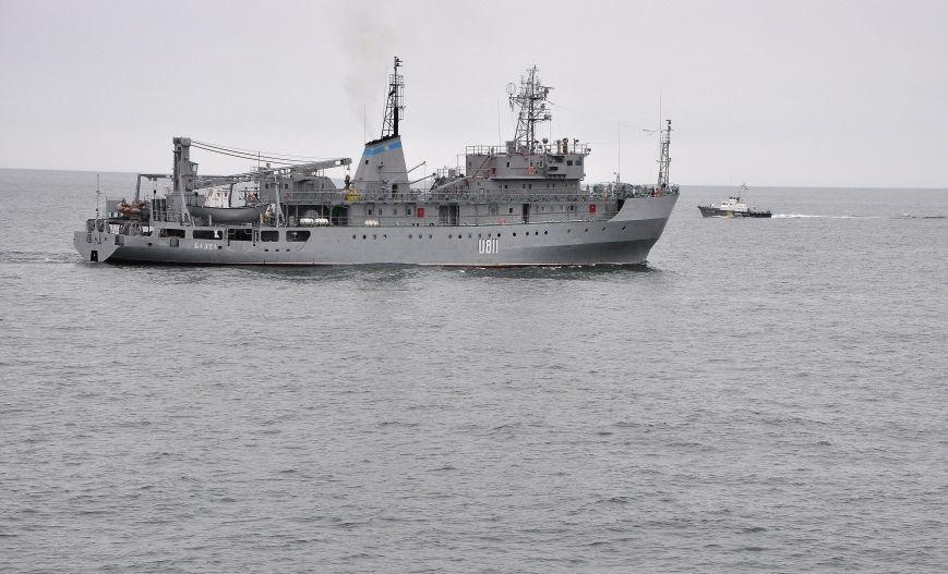 e35fd334c873dcb88e867d81f6b45da9 На острове Змеином одесские пограничники и военные моряки усилили оборону
