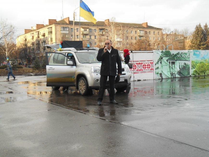 У Слов'янську розпочався процес створення нової громадської ради (фото) - фото 1