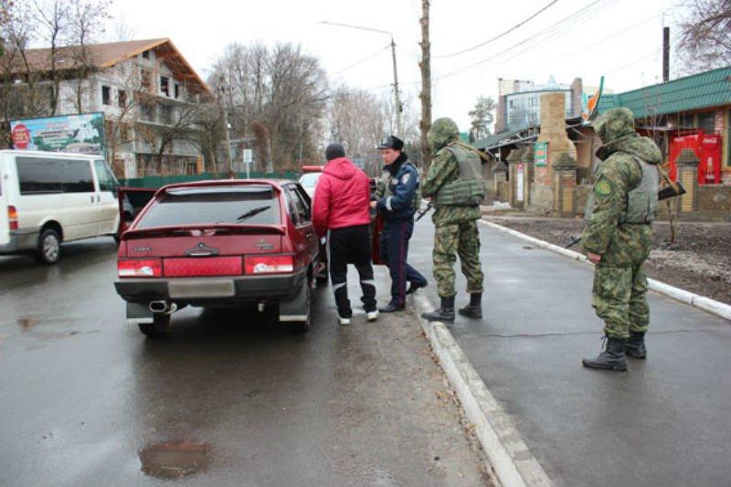 Поліція провела комплексне відпрацювання Святогірська (фото) - фото 4