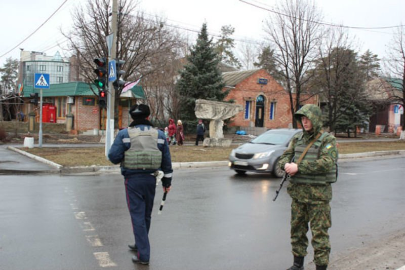 Поліція провела комплексне відпрацювання Святогірська (фото) - фото 6
