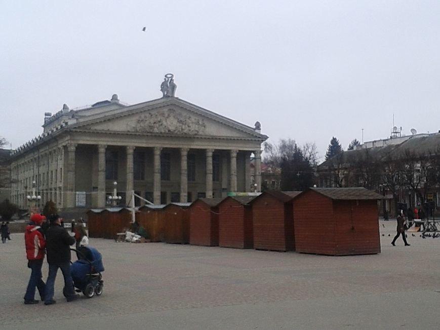 """""""Буда на буді"""": як у Тернополі спотворюють Театральний майдан (Фото), фото-2"""