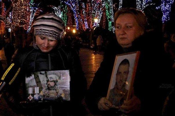 В Одессе прошел марш памяти погибших в Широкино патриотов (ФОТО) (фото) - фото 2