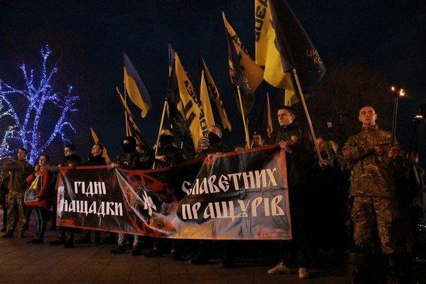 В Одессе прошел марш памяти погибших в Широкино патриотов (ФОТО) (фото) - фото 1