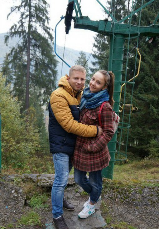 Вінничанин освідчився в коханні на вершині Говерли (фото) - фото 1