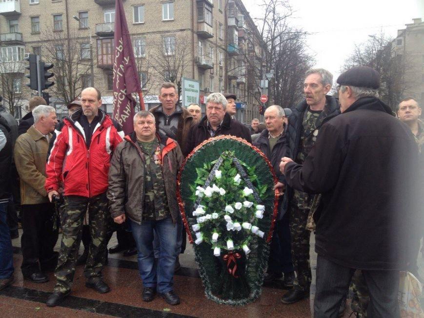 В Днепропетровске почтили память погибших воинов-интернационалистов: фотографии (фото) - фото 10