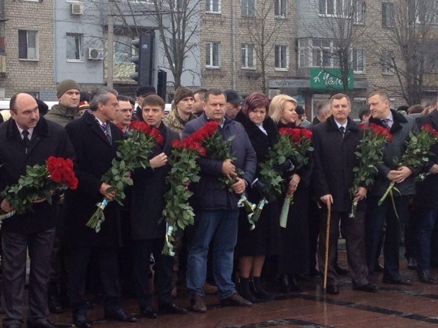 В Днепропетровске почтили память погибших воинов-интернационалистов: фотографии (фото) - фото 11