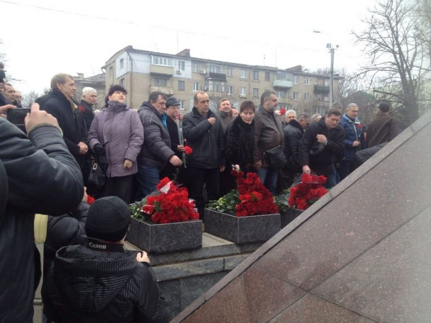 В Днепропетровске почтили память погибших воинов-интернационалистов: фотографии (фото) - фото 5