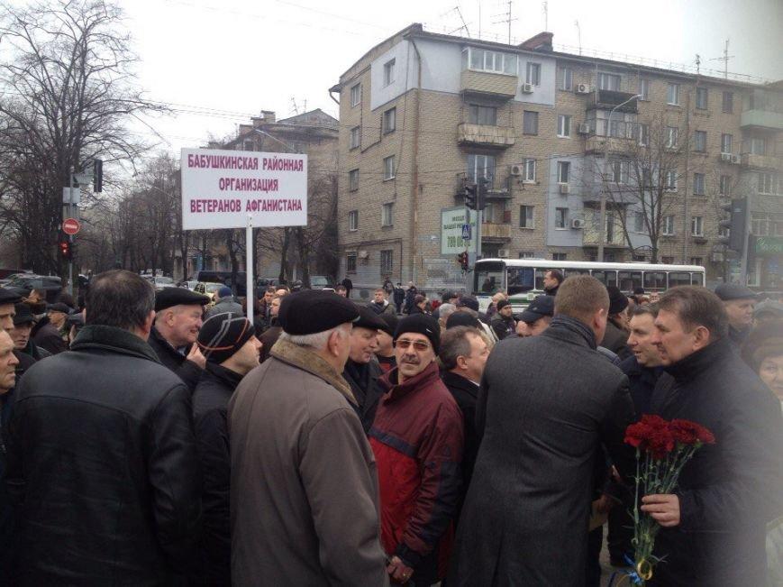 В Днепропетровске почтили память погибших воинов-интернационалистов: фотографии, фото-8