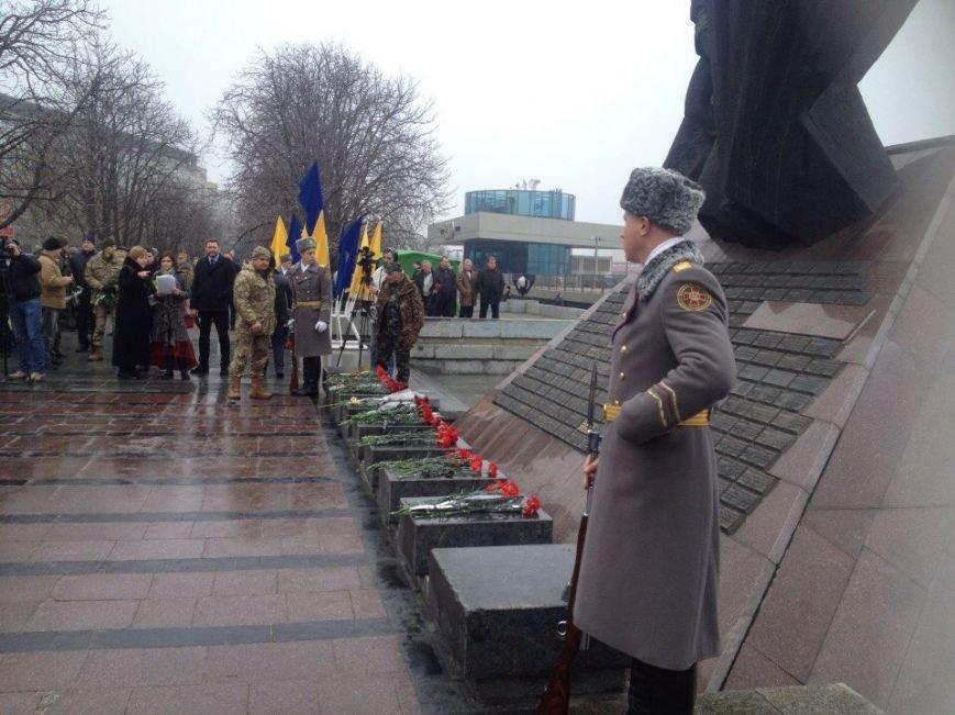 В Днепропетровске почтили память погибших воинов-интернационалистов: фотографии, фото-2
