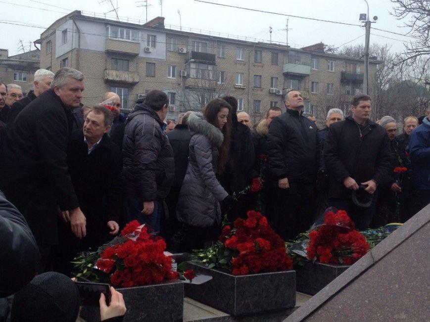 В Днепропетровске почтили память погибших воинов-интернационалистов: фотографии, фото-3
