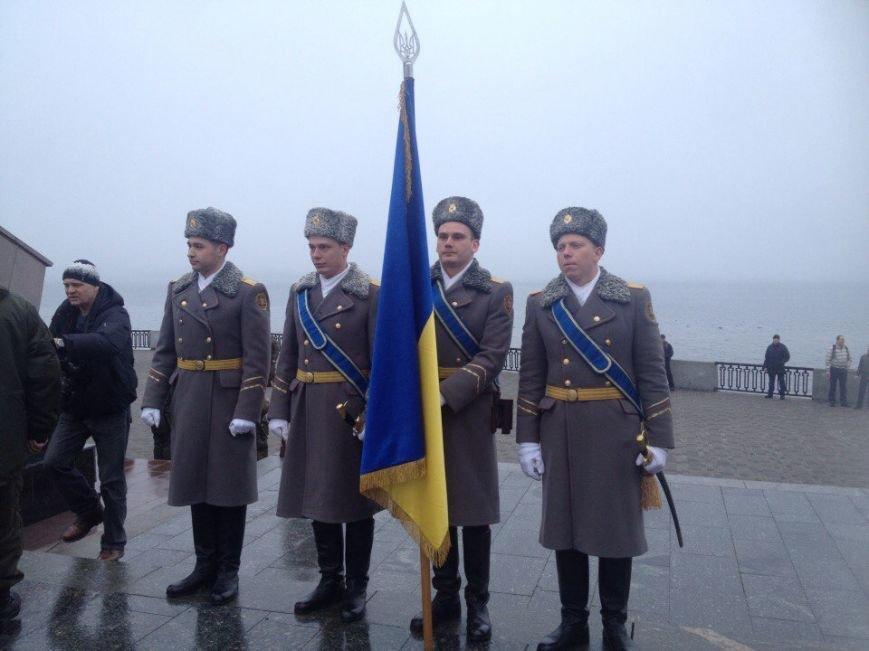 В Днепропетровске почтили память погибших воинов-интернационалистов: фотографии, фото-1
