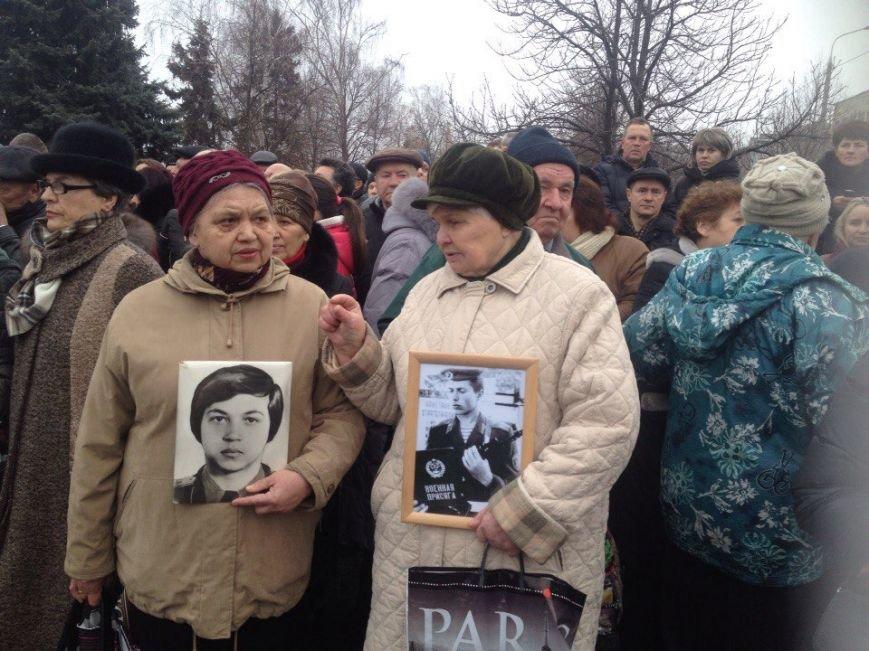 В Днепропетровске почтили память погибших воинов-интернационалистов: фотографии (фото) - фото 9