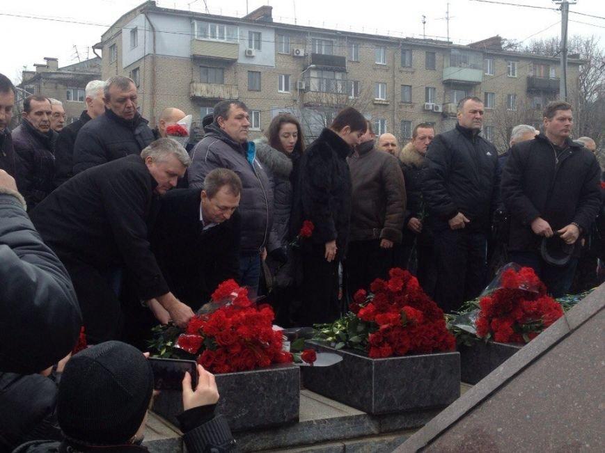 В Днепропетровске почтили память погибших воинов-интернационалистов: фотографии (фото) - фото 4