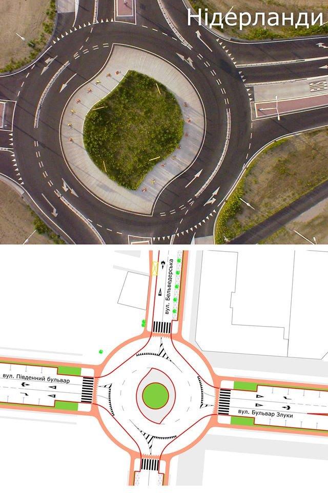 В центрі Івано-Франківська пропонують побудувати транспортне турбо-кільце (фото) - фото 1