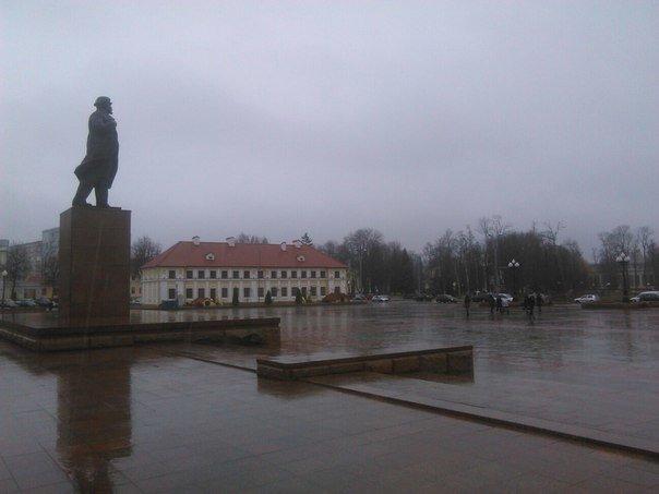 В Гродно на площади Ленина собирались предприниматели (онлайн, обновлено) (фото) - фото 1