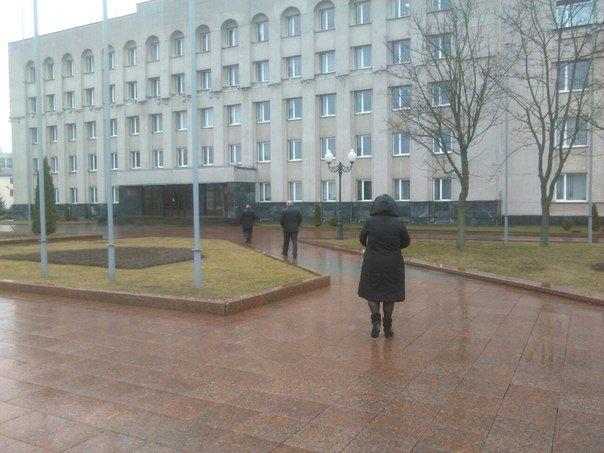 В Гродно на площади Ленина собираются предприниматели (онлайн, обновляется) (фото) - фото 4