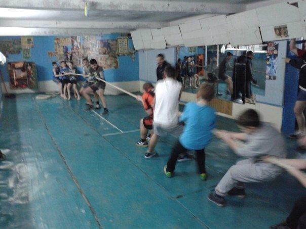 В Красноармейске состоялись соревнования по армспорту и перетягиванию каната (фото) - фото 1