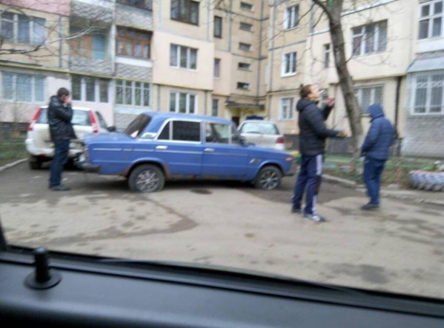 Одессита жестко научили парковаться. Больше так не будет (ФОТО) (фото) - фото 1