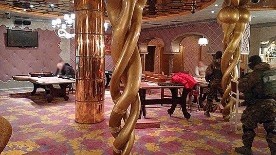 В Днепропетровске разоблачена сеть игорных заведений и казино: фотографии (фото) - фото 6