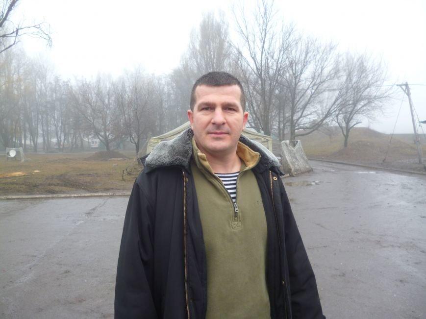66-ому военно-мобильному госпиталю в Красноармейске луцкие волонтеры помогли автошинами, продуктами и медикаментами (фото) - фото 2