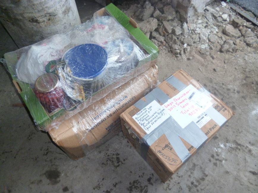 66-ому военно-мобильному госпиталю в Красноармейске луцкие волонтеры помогли автошинами, продуктами и медикаментами (фото) - фото 12