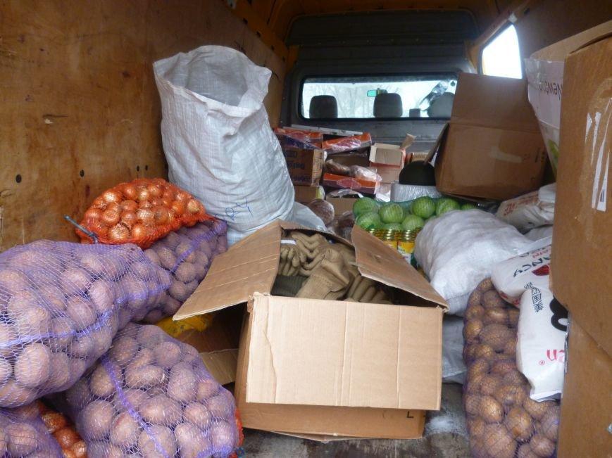 66-ому военно-мобильному госпиталю в Красноармейске луцкие волонтеры помогли автошинами, продуктами и медикаментами (фото) - фото 13
