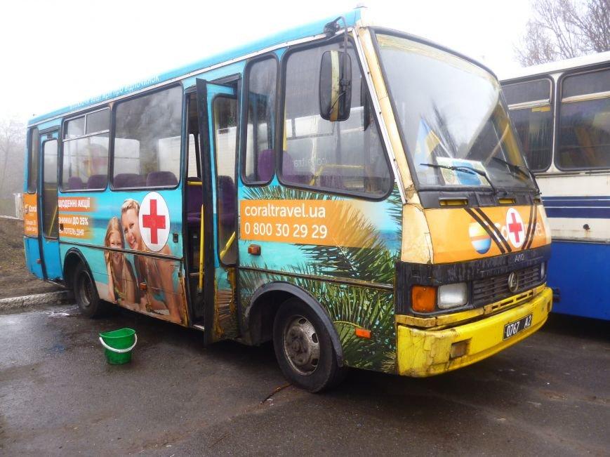 66-ому военно-мобильному госпиталю в Красноармейске луцкие волонтеры помогли автошинами, продуктами и медикаментами (фото) - фото 5