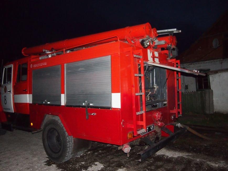 Пожар на улице Маршевой в Днепродзержинске уничтожил крышу жилого дома (фото) - фото 4