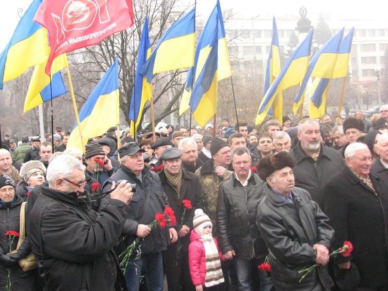 В Запорожье почтили память воинов-интернационалистов, - ФОТО (фото) - фото 1