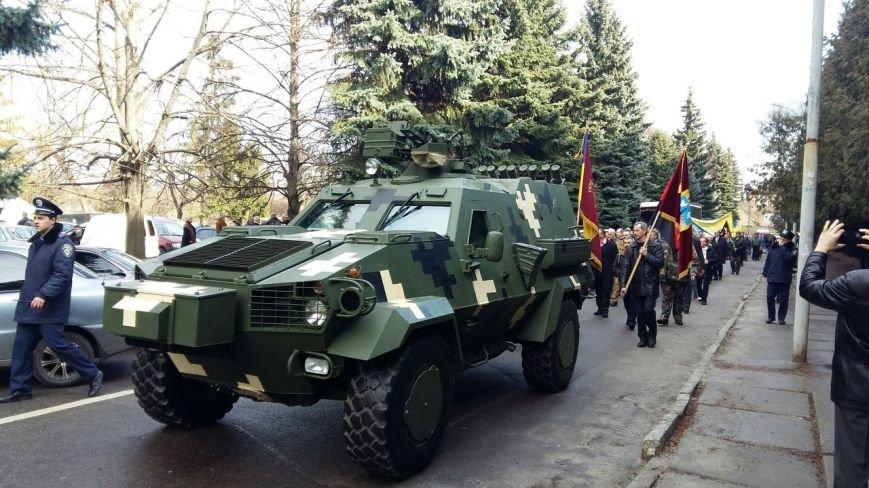 У Львові вшанували пам'ять військових, які загинули під час війни в Афганістані у 1979-1989 роках (ФОТО) (фото) - фото 4
