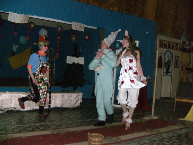 В Днепродзержинской колонии отметили День Святого Валентина (фото) - фото 1