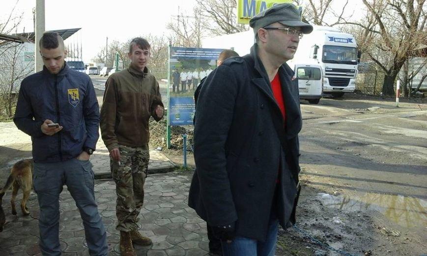 Блокада российский фур: Одесситы уже в Маяках (ФОТО) (фото) - фото 1