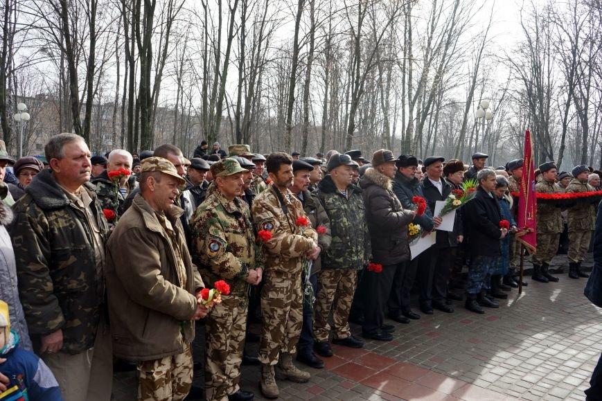 В Полтаві відзначили воїнів-інтернаціоналістів (ФОТО), фото-9