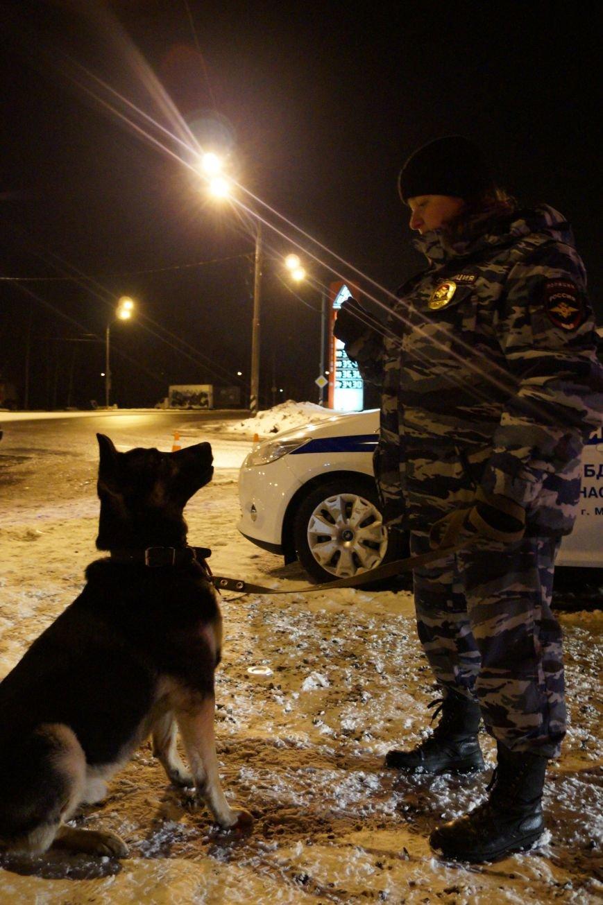 В новой Москве прошло масштабное оперативно-профилактическое мероприятие «Невод» (ФОТО) (фото) - фото 1
