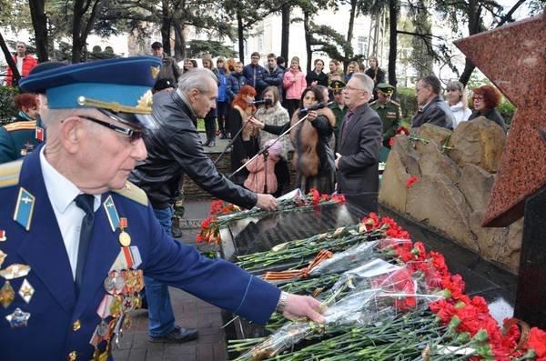 В Ялте прошла акция памяти погибших во время афганской войны, фото-2