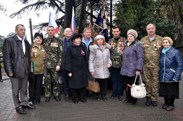 В Ялте прошла акция памяти погибших во время афганской войны, фото-7