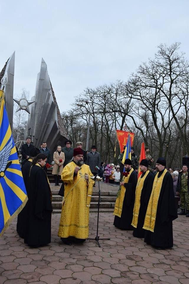 Ветераны-афганцы прошлись по Николаеву мемориальным маршем (ФОТОРЕПОРТАЖ) (фото) - фото 6
