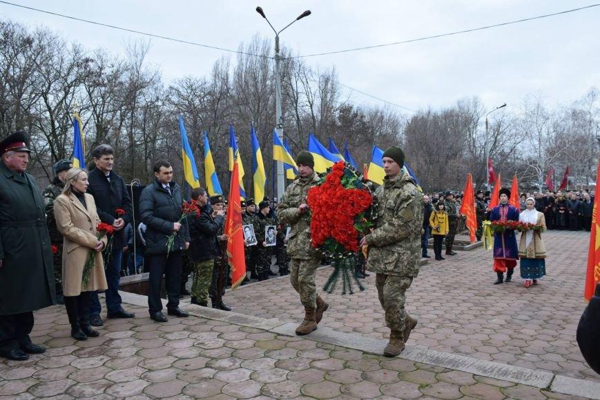 Ветераны-афганцы прошлись по Николаеву мемориальным маршем (ФОТОРЕПОРТАЖ) (фото) - фото 7
