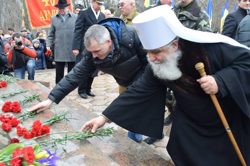 Ветераны-афганцы прошлись по Николаеву мемориальным маршем (ФОТОРЕПОРТАЖ) (фото) - фото 10