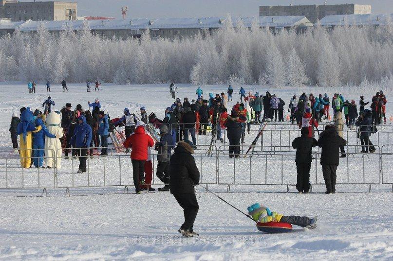В Нижневартовске определили лучших лыжников в соревнованиях, прошедших в рамках Всероссийской лыжной гонки «Лыжня России – 2016» (фото) - фото 16