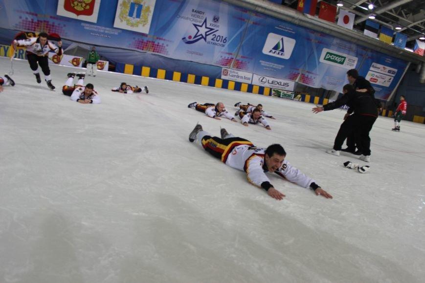 XXXVI Чемпионат мира по хоккею с мячом в  Ульяновске закончился победой Германии, фото-13