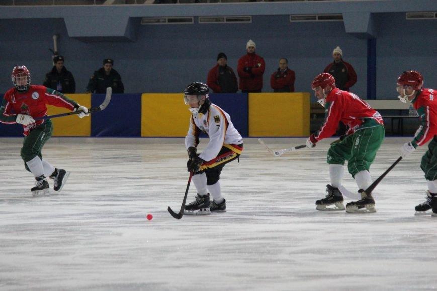 XXXVI Чемпионат мира по хоккею с мячом в  Ульяновске закончился победой Германии, фото-1