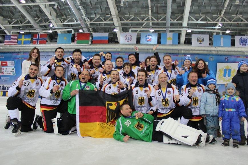 XXXVI Чемпионат мира по хоккею с мячом в  Ульяновске закончился победой Германии, фото-14