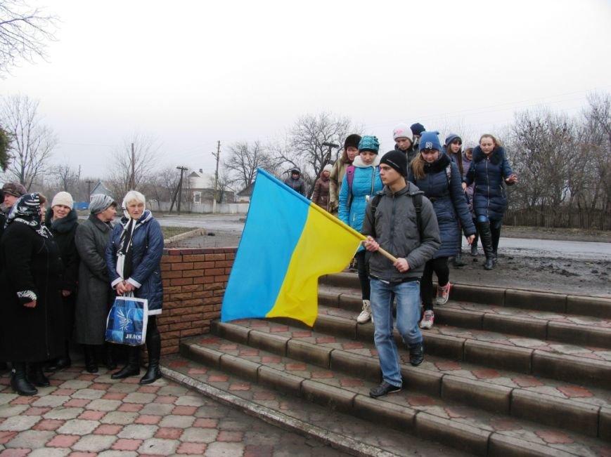 В Славянском районе прошел час памяти (фото) - фото 1