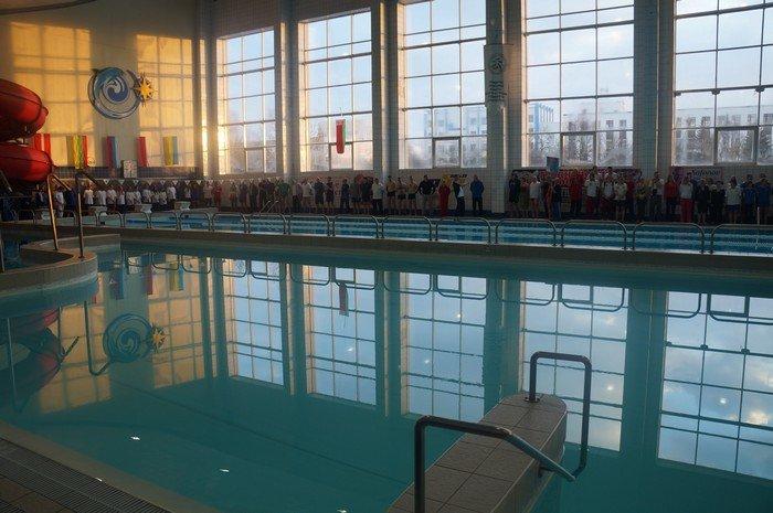В Гродно прошел Шестой открытый чемпионат по плаванию в категории «Мастерс» (фото) (фото) - фото 1