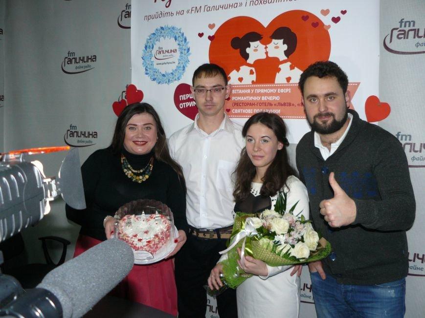 Після ДРАЦСу – на «FM Галичина» за подарунками (фото) - фото 1