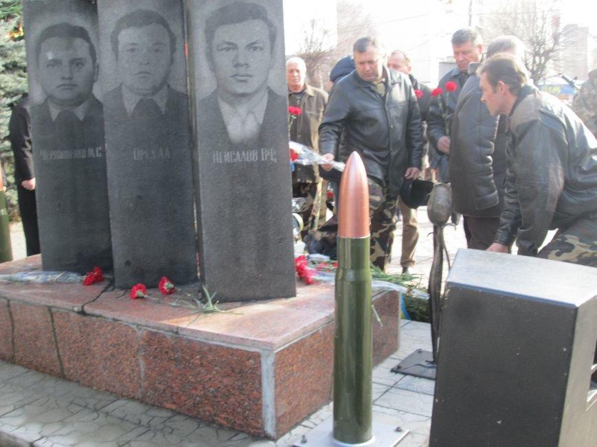 В Новоград-Волынском прошли торжества в честь афганцев, фото-4